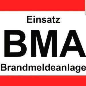 """Einsatz Nr. 24 """"BMA 1"""""""