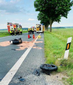 "Read more about the article #Einsatz Nr. 6 ,,Hilfeleistung nach VU"""